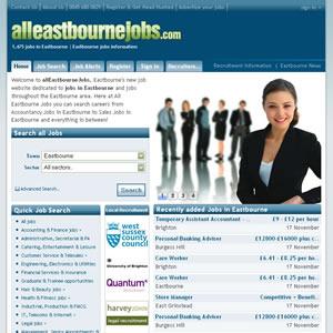 Eastbourne S Dedicated Jobs Website Alleastbournejobs Com